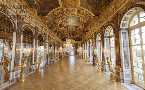 versailles hall of mirror