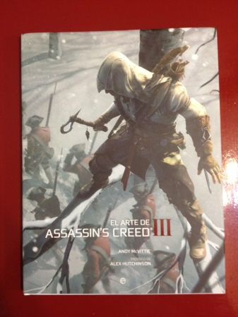 Ganadores Sorteo Libros de Arte AC3 | Assassin's Creed Center