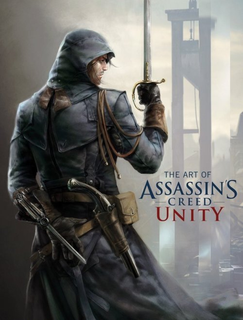 The Art of Assassin's Creed Unity_Andy McVittie